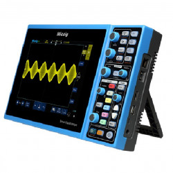 Micsig STO1104 - Osciloscopio Táctil Mixto Portátil 100MHZ / 4 Canales