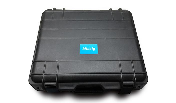 Maletin para osciloscopios Micsig